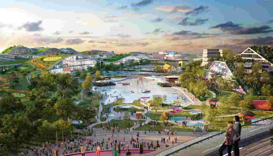 Europacity: En Ile-de-France, l'urbanisation des terres agricoles en débat