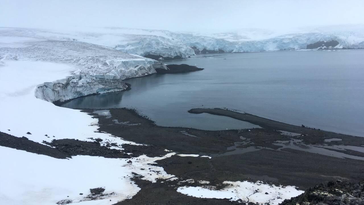 En Antarctique, 2014 fut une année charnière et on ne sait pas pourquoi