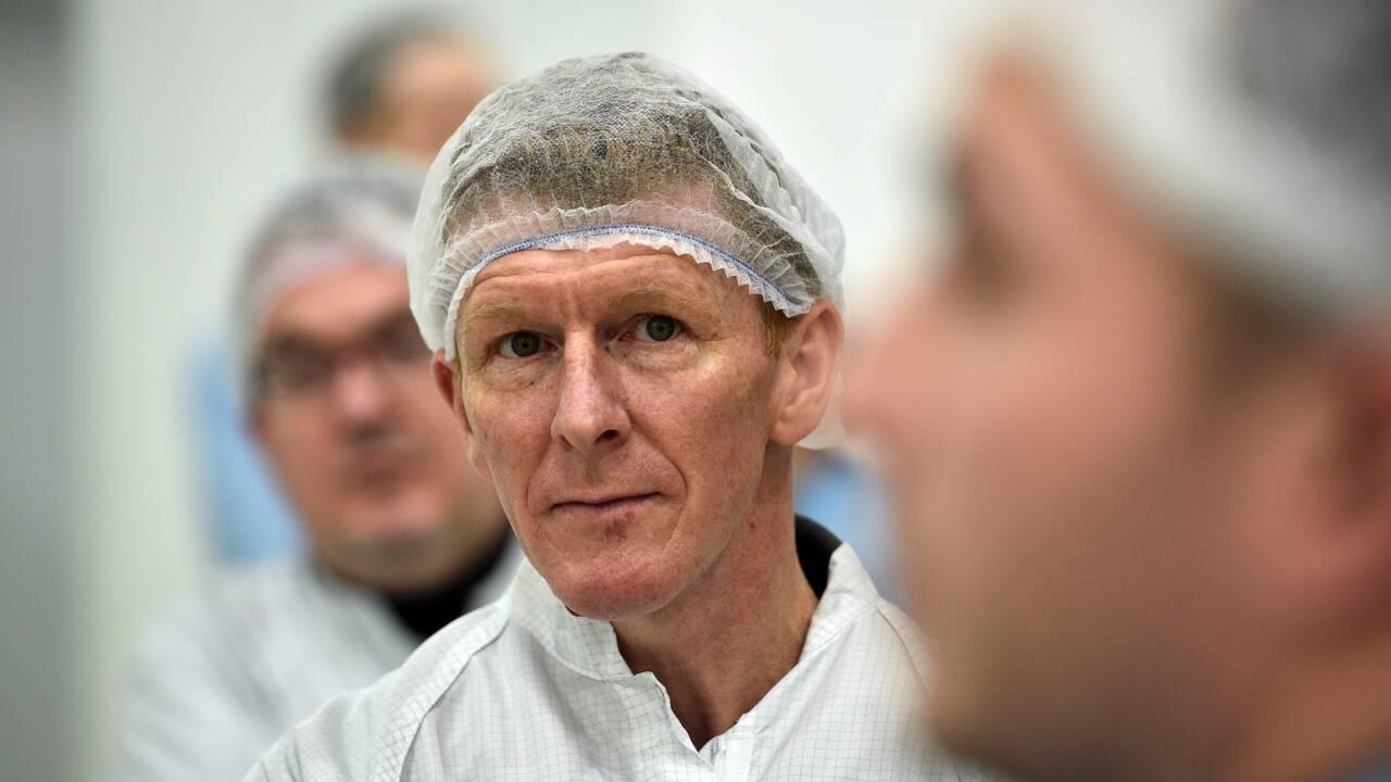 Brexit: l'industrie spatiale britannique mise sur un décollage en douceur
