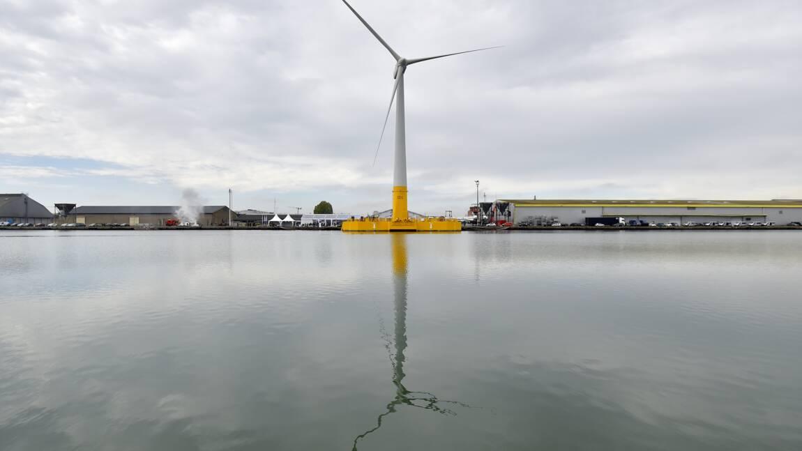Éolien en mer: un amendement du gouvernement sème le trouble