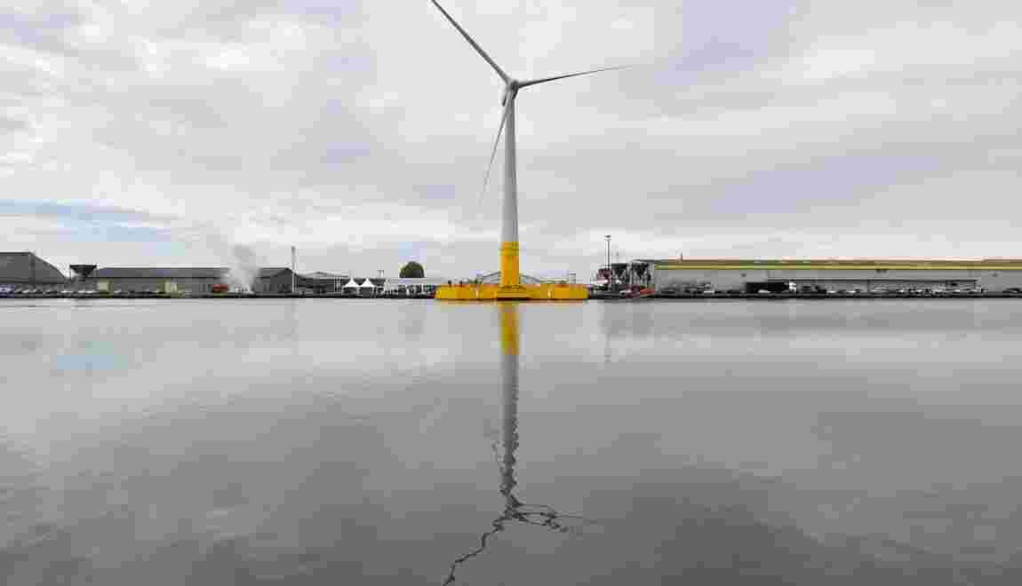 Éolien en mer: les industriels déplorent les incertitudes qui pèsent sur la filière