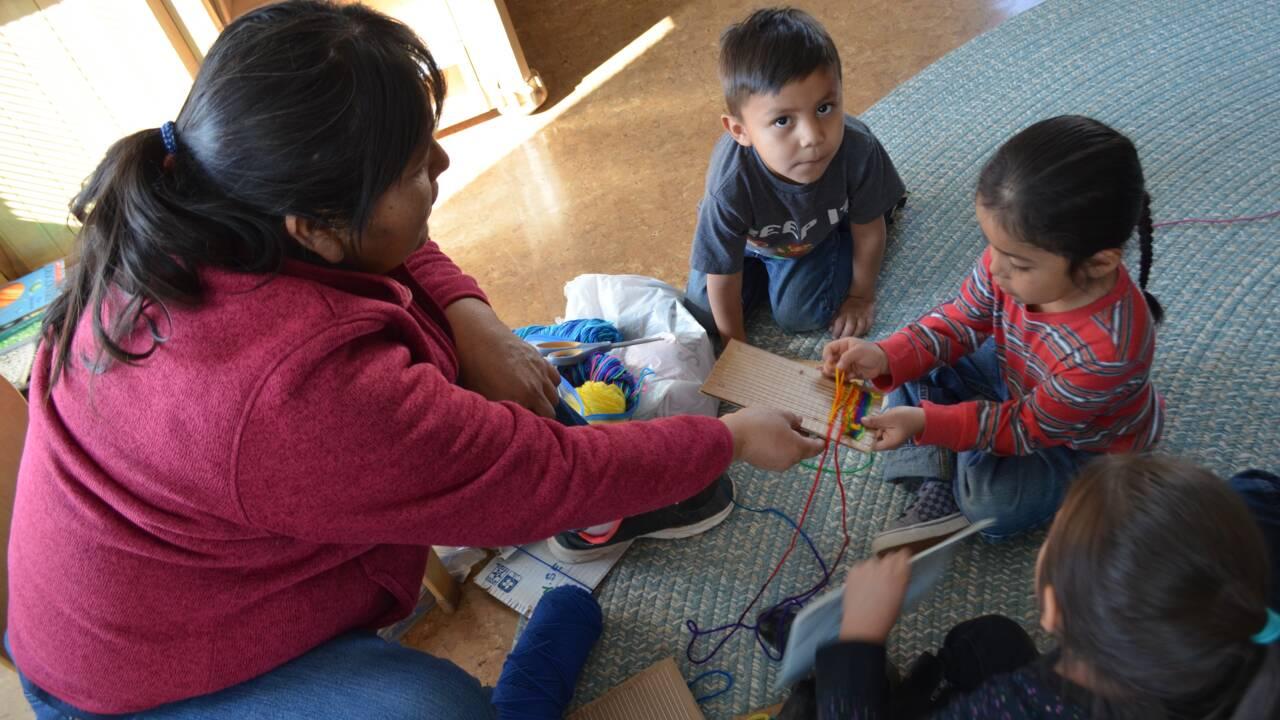 En plein pays Navajo, une école veut protéger la Terre et sa culture