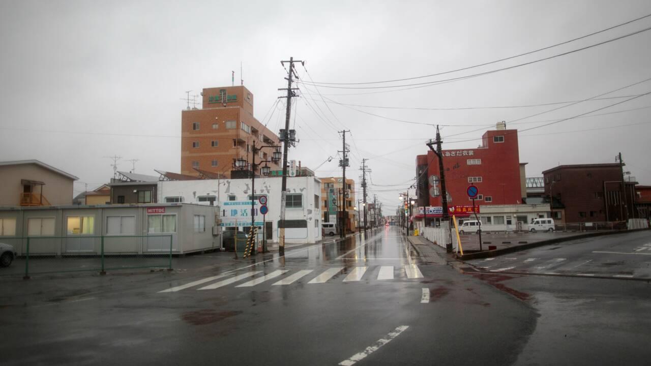Fukushima: dans la ville fantôme de Namie, une usine pour tourner la page