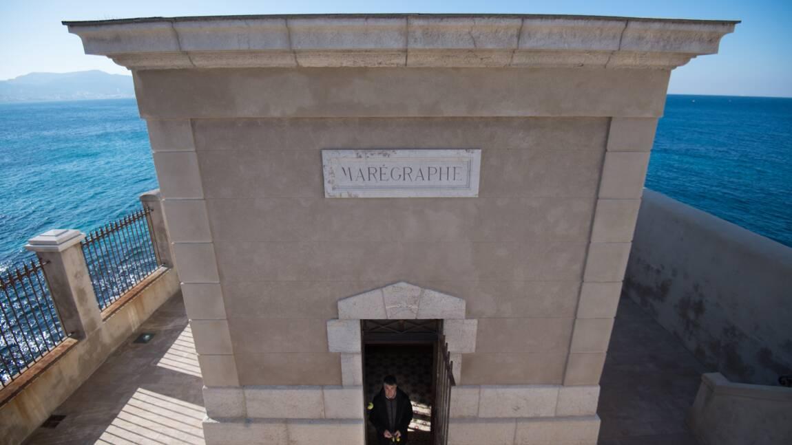 Le marégraphe de Marseille, un monument historique au chevet de la Grande Bleue