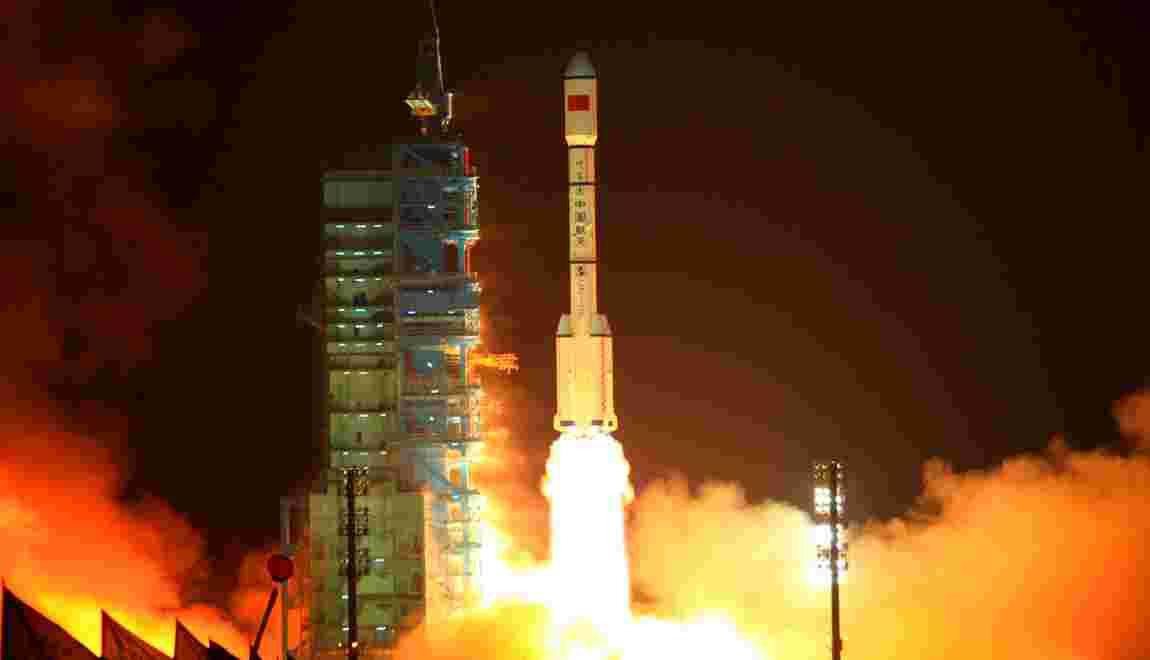 La conquête de l'espace par la Chine, une Longue marche