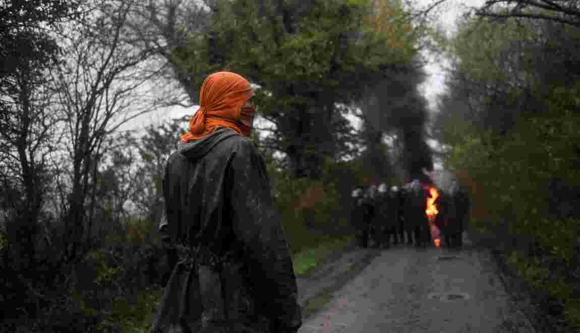 Notre-Dame-des-Landes: début des opérations d'expulsions