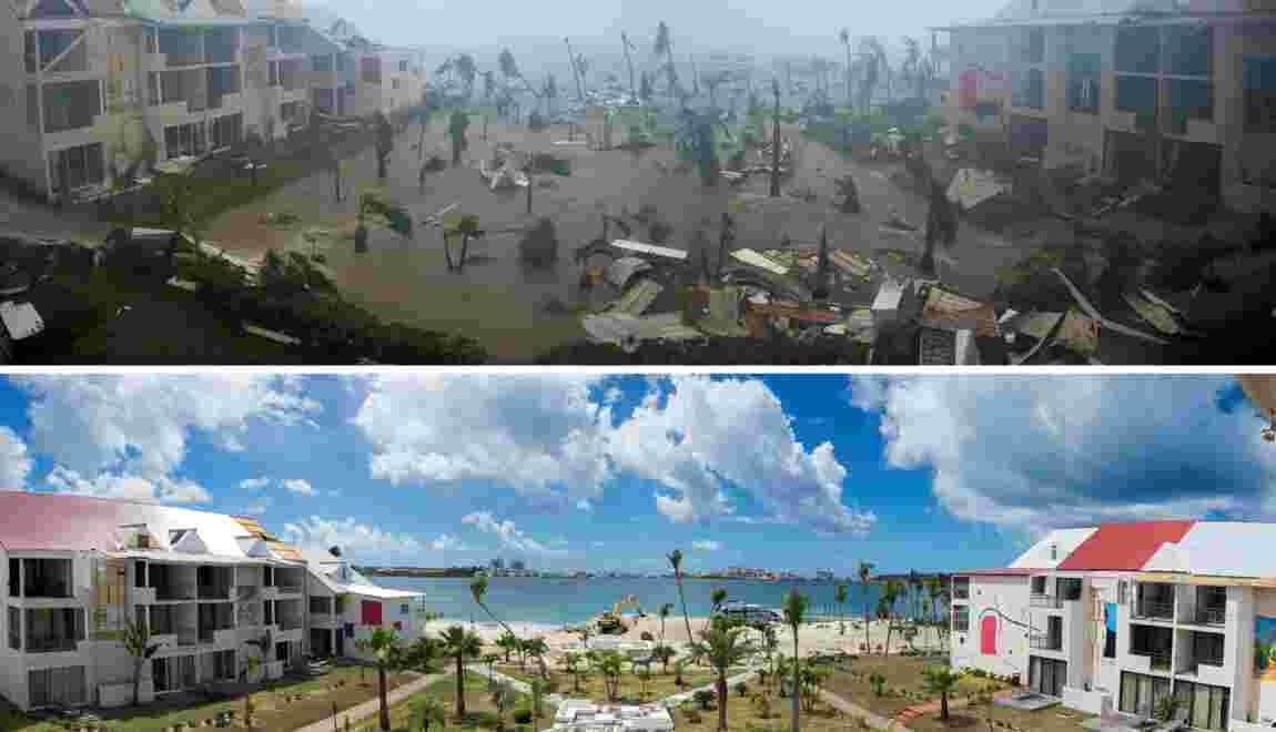Beryl, premier ouragan de la saison dans l'Atlantique