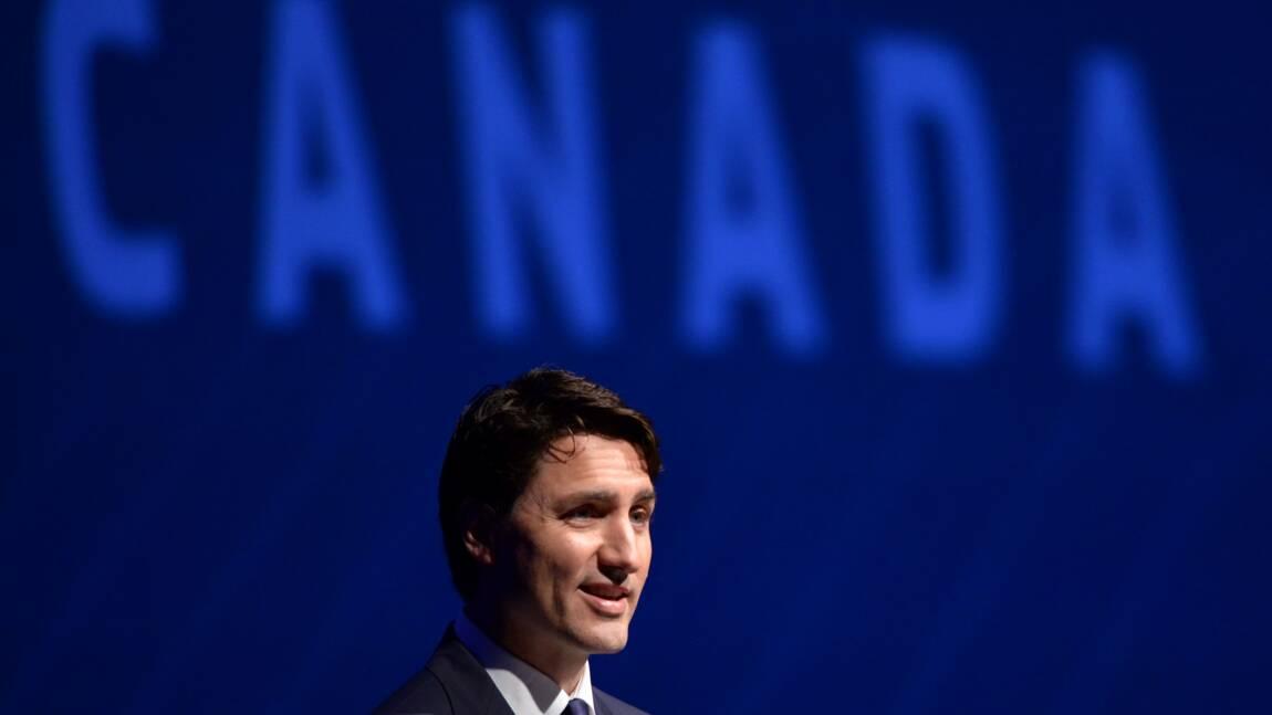 Trudeau défend un projet d'oléoduc à l'origine d'une crise au Canada