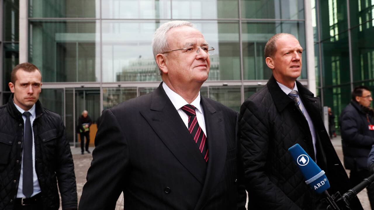 Dieselgate: le patron de Volkswagen à son tour dans le viseur de la justice