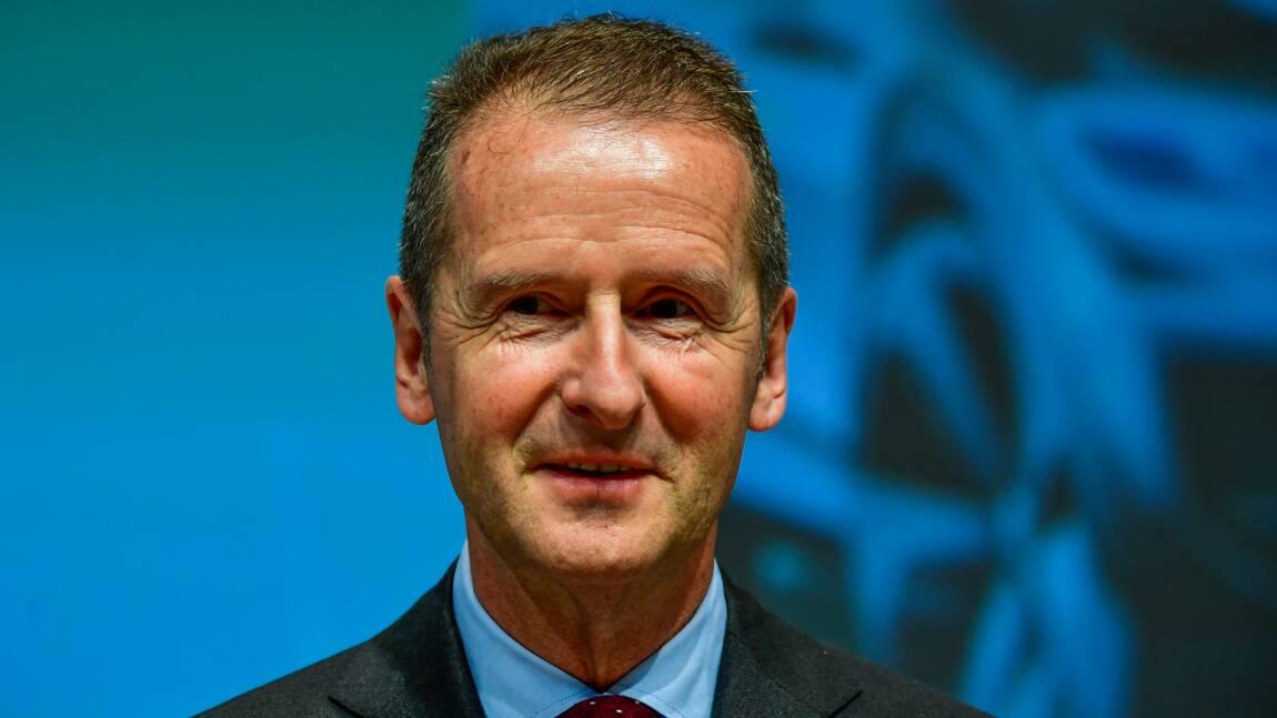 Le PDG de Volkswagen parle au FBI et a reçu des garanties