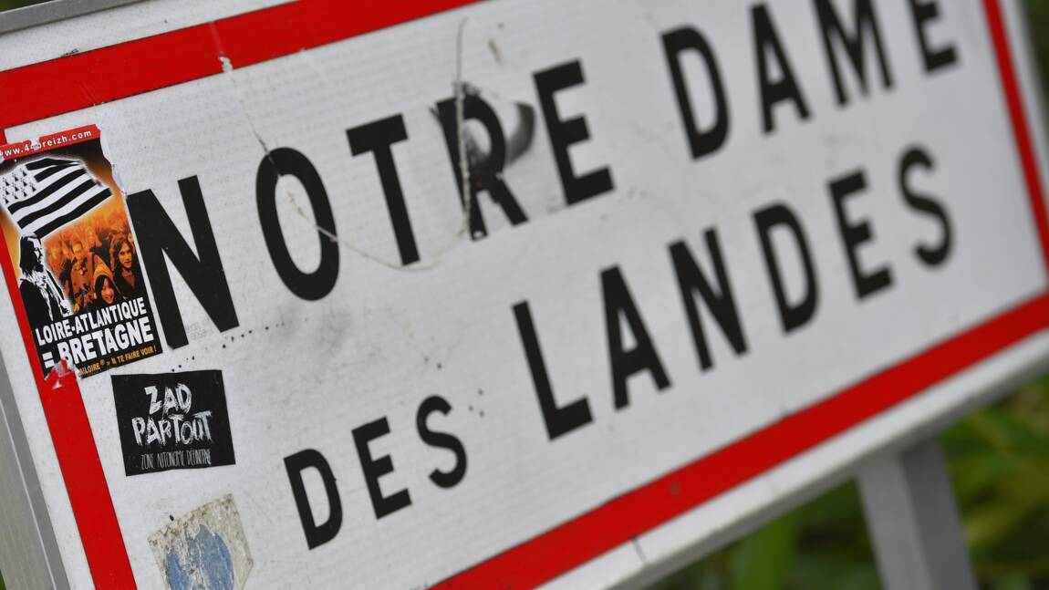 NDDL: début d'une nouvelle opération d'expulsion dans la ZAD