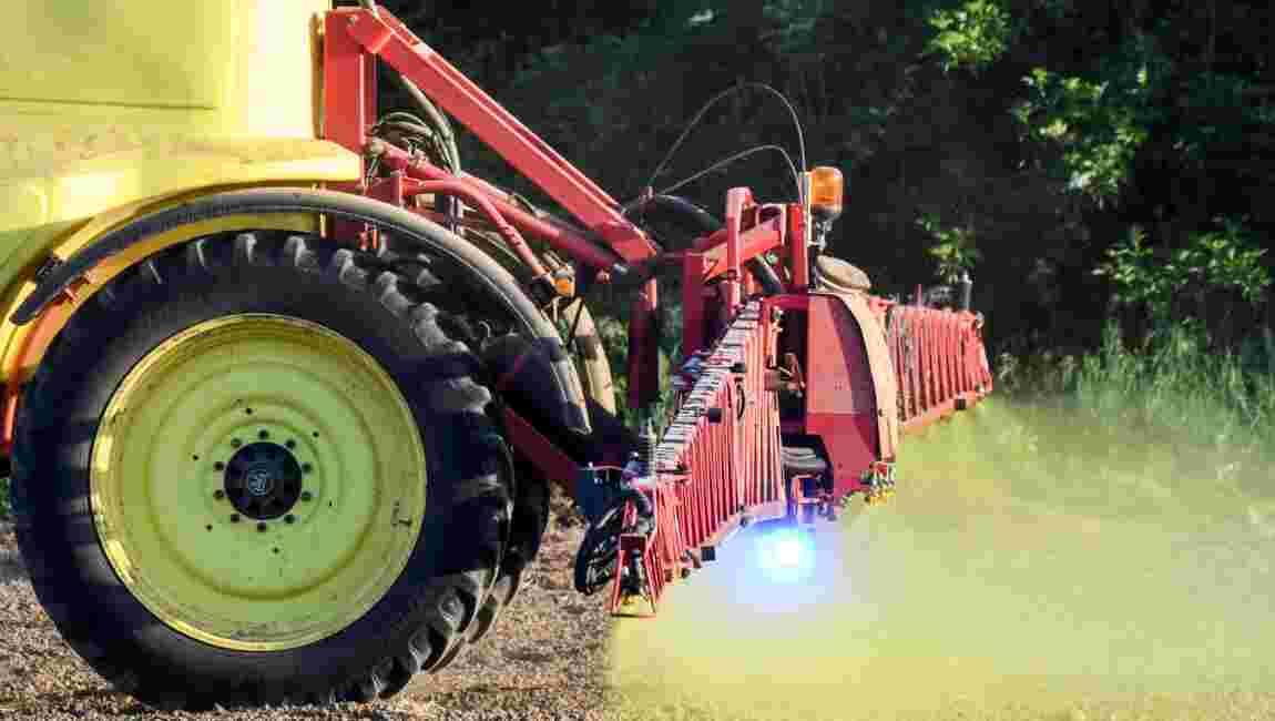 Glyphosate: pas d'interdiction dans la loi, mais le gouvernement maintient l'objectif