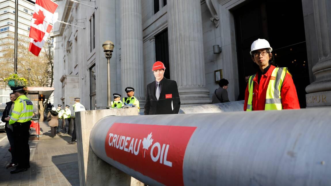 Canada: le gouvernement nationalise un projet d'oléoduc controversé