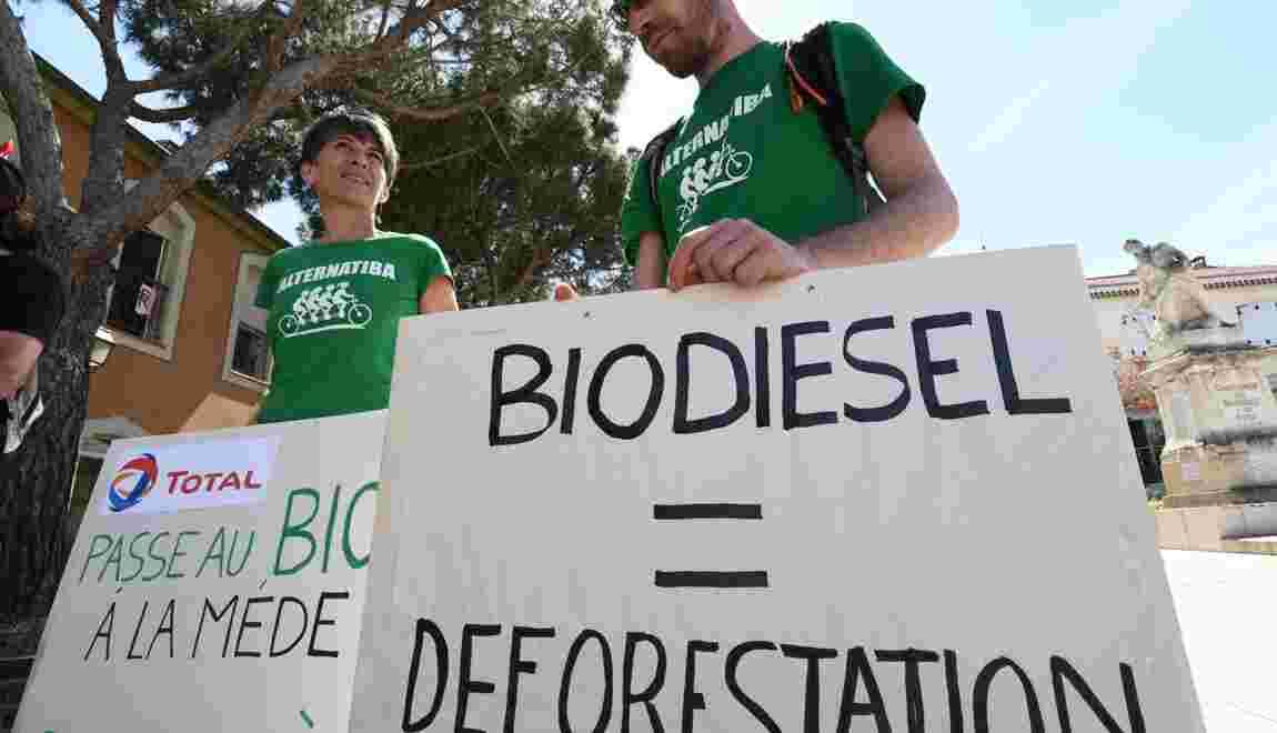 Les Amis de la Terre contestent l'autorisation de la bioraffinerie de La Mède