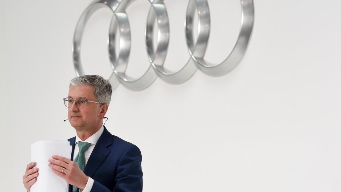 """Le """"dieselgate"""" envoie le patron d'Audi en prison"""