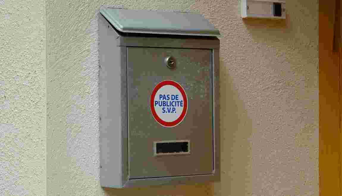 La pub dans les boîtes au lettres continue d'augmenter selon l'UFC-Que Choisir