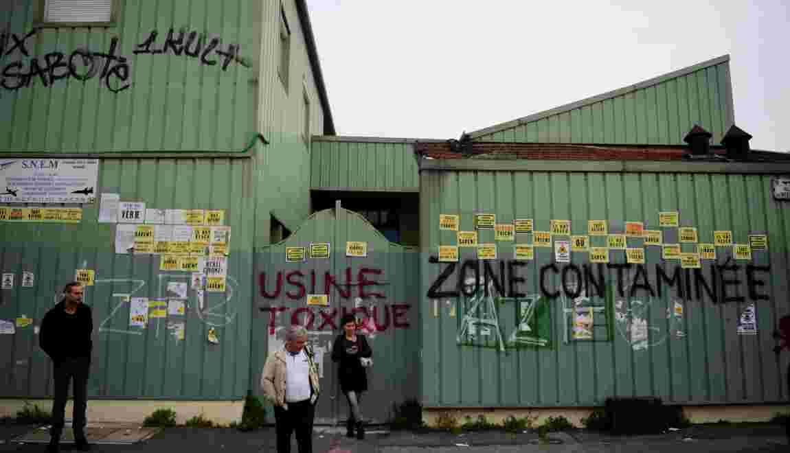 """Montreuil: une usine jugée """"toxique"""" par des riverains à l'arrêt"""