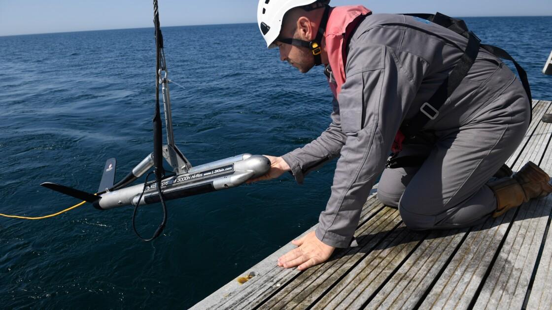 Brest: à la recherche de La Cordelière, une nef coulée en 1512