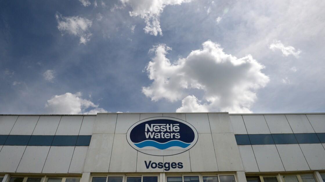 Bataille de l'eau à Vittel entre des habitants et Nestlé