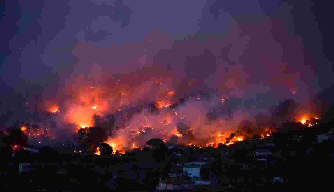 Incendies: l'UE mobilise d'importants moyens pour les pays touchés en Europe