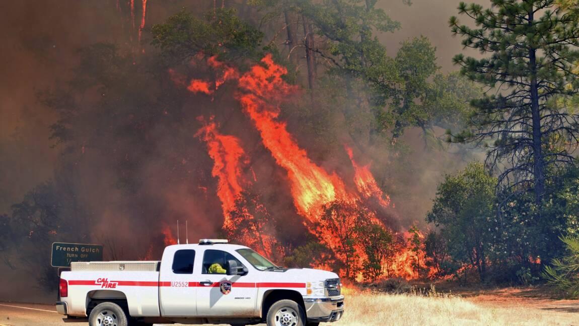 Les incendies s'étendent en Californie, des milliers d'évacués