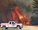 Des milliers d'évacués à cause d'un incendie en Californie