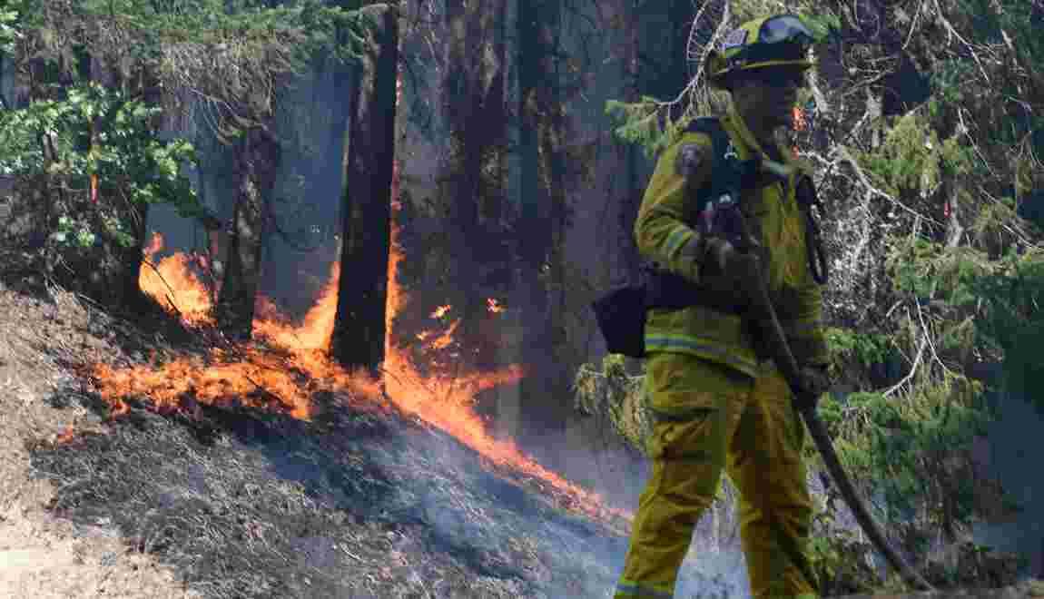 Au moins huit morts dans les incendies qui dévorent la Californie