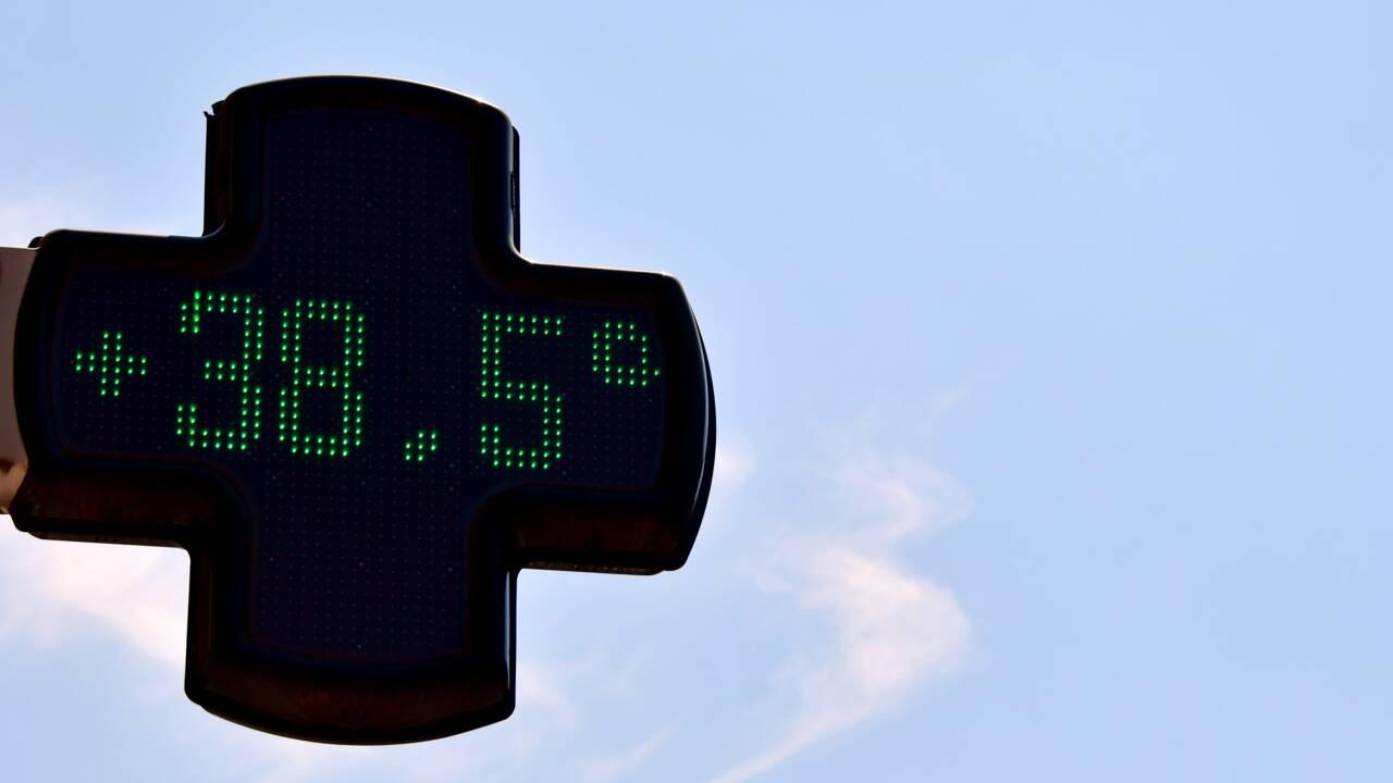 Dernière journée de grosse chaleur avant les orages