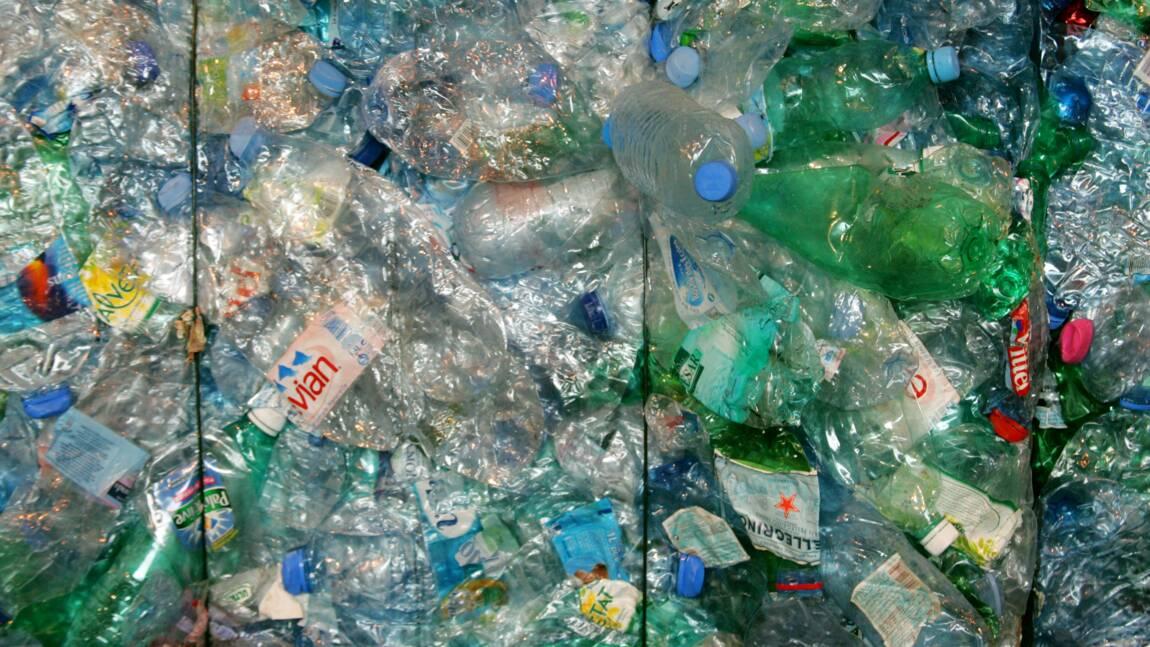 100% de plastiques recyclés en France, un objectif encore lointain