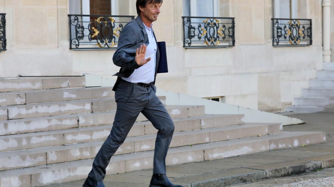 """Hulot doit à l'émission Ushuaïa """"la force de ses convictions"""""""