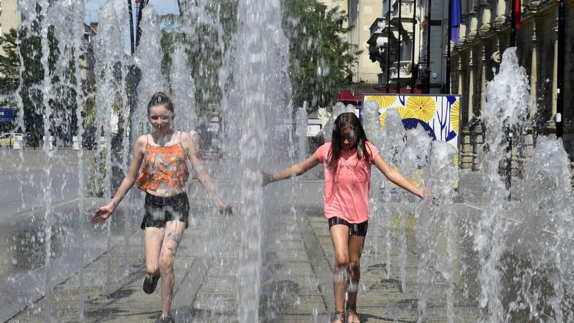 Sécheresse et chaleurs: l'été joue les prolongations en octobre