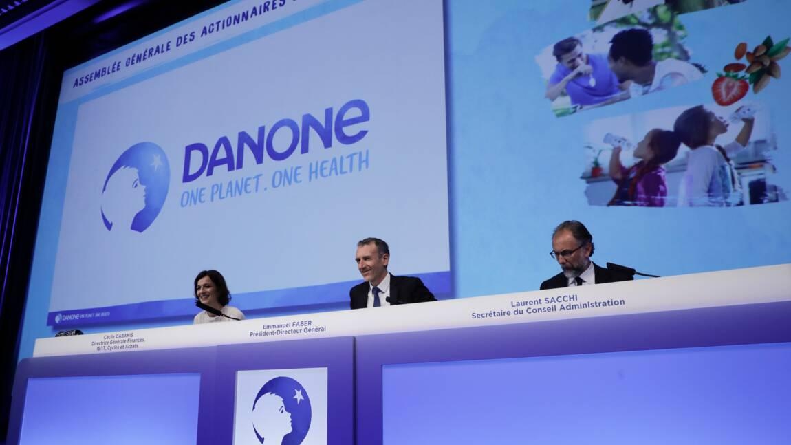 Danone va financer le passage d'agriculteurs à des pratiques plus durables