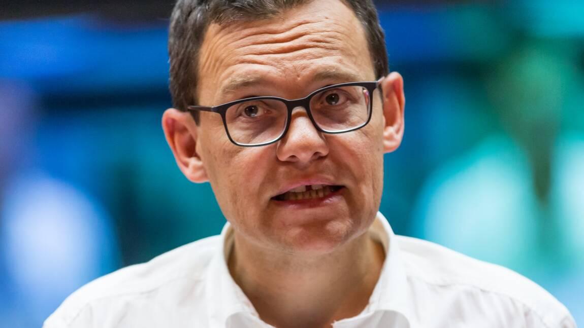"""Le patron d'Arianespace plaide pour une """"grande ambition en Europe pour l'espace"""""""