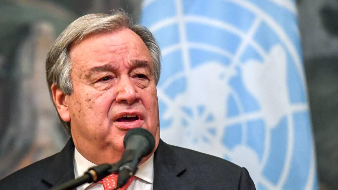 """Objectifs de développement 2030: """"marche arrière"""" dans plusieurs domaines, selon Guterres"""