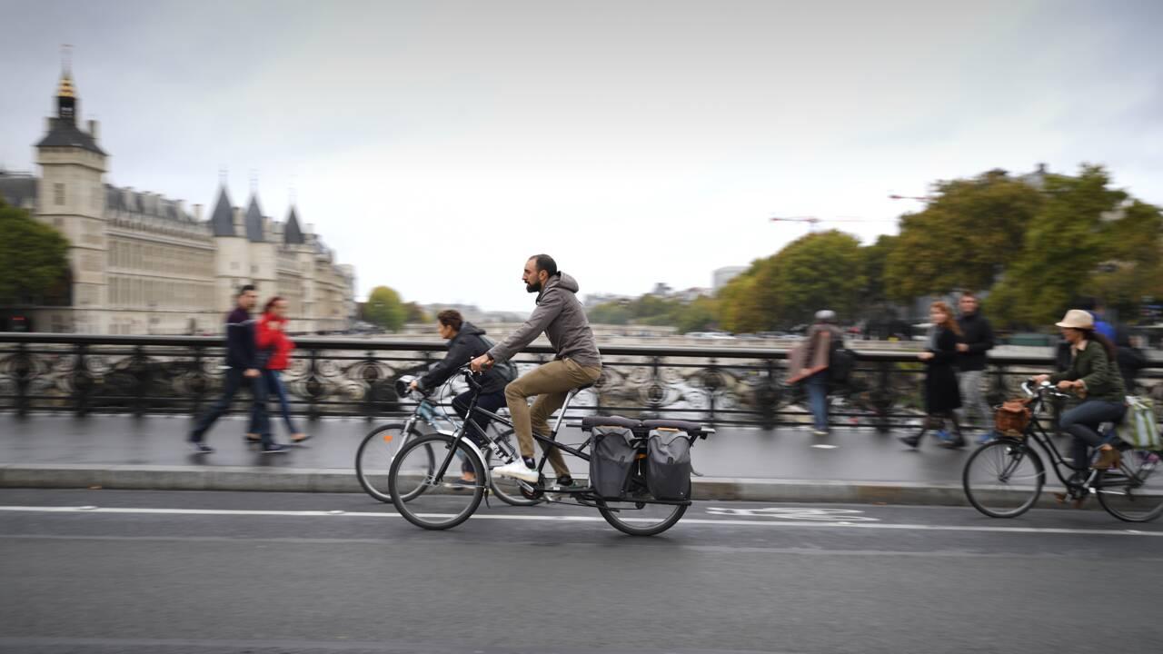 Nouveau plan pour promouvoir le vélo, encore boudé par les Français