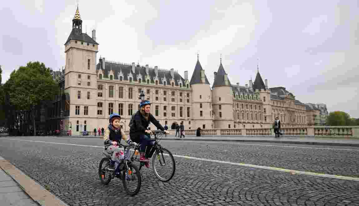 Paris et Bruxelles proposent une journée européenne sans voiture