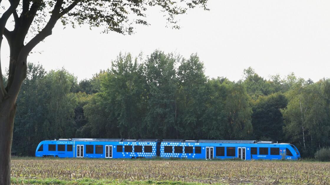 Alstom lance en Allemagne le premier train à hydrogène du monde