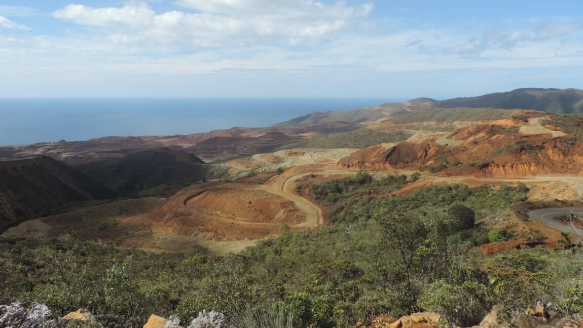 A Kouaoua en Nouvelle-Calédonie, des Kanak écolos défient l'industrie du nickel