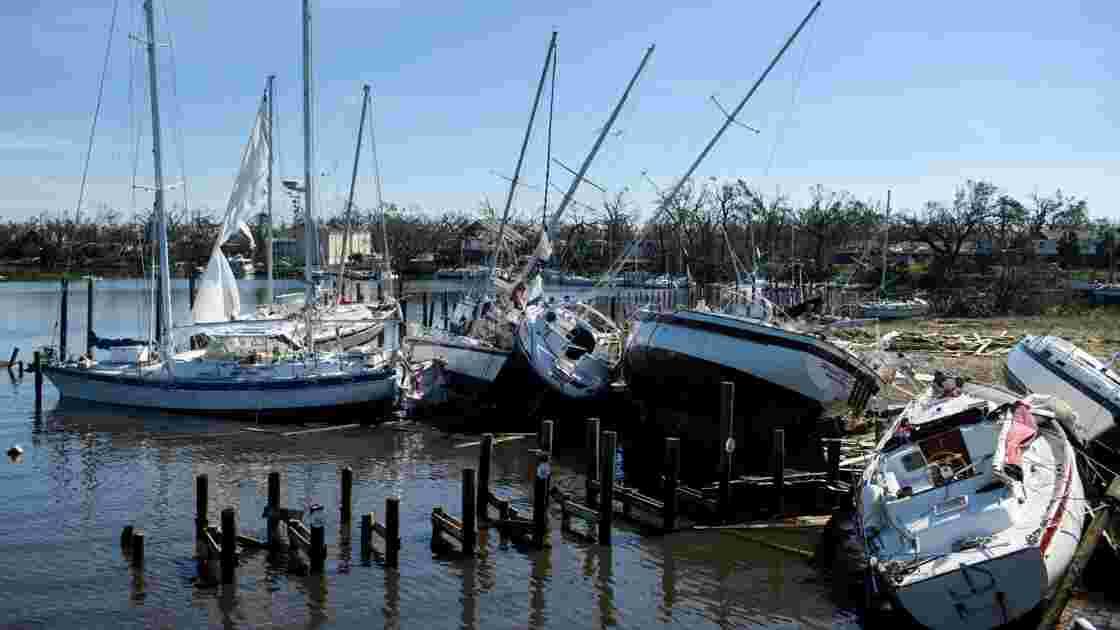 Ouragan Michael : le bilan monte à 11 morts, après le décès de cinq personnes en Virginie