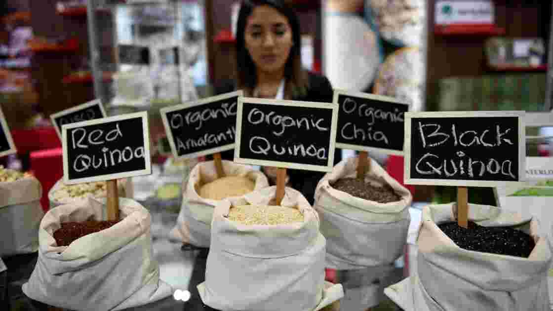 Que mangerons nous en 2050 ? L'agroalimentaire face à ses tiraillements