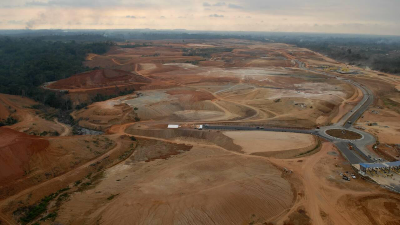 Au Gabon, les villageois revendiquent leurs droits face aux forestiers