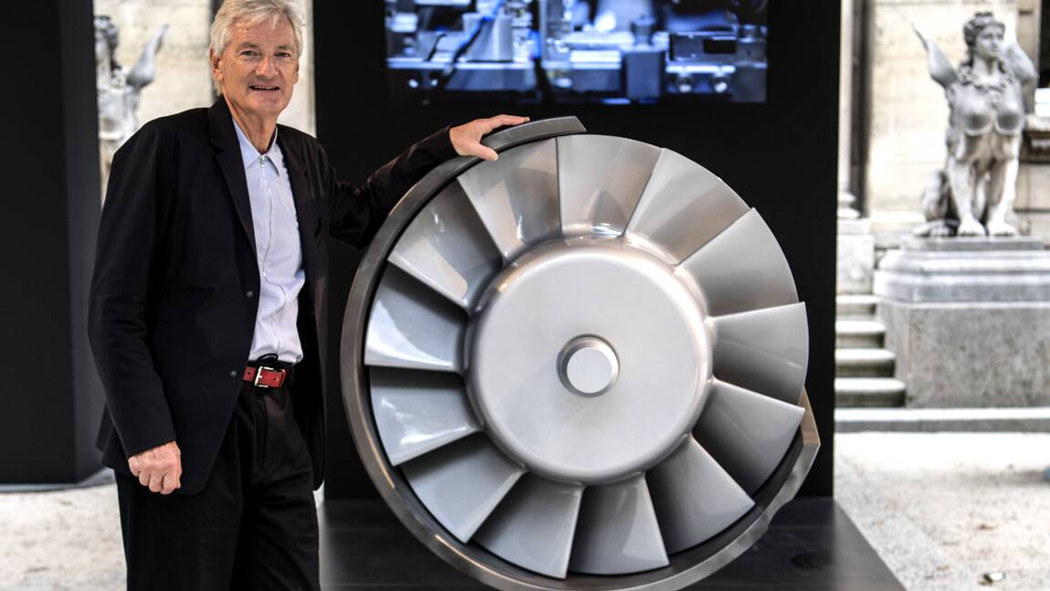 Dyson choisit Singapour pour fabriquer sa voiture électrique