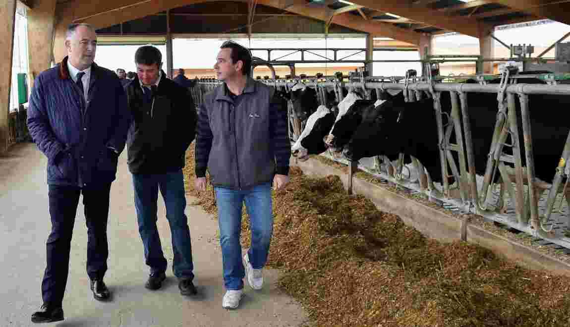 Sécheresse: l'Etat tente de calmer la détresse des agriculteurs