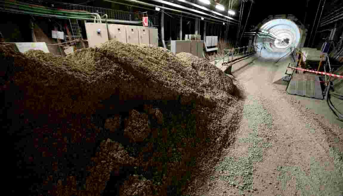 Enfouissement déchets nucléaire: des documents liés au site de Bure piratés