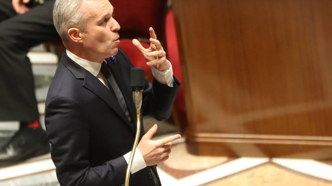 8.800 tonnes de glyphosate vendues en France, légère baisse depuis 2014 selon François de Rugy