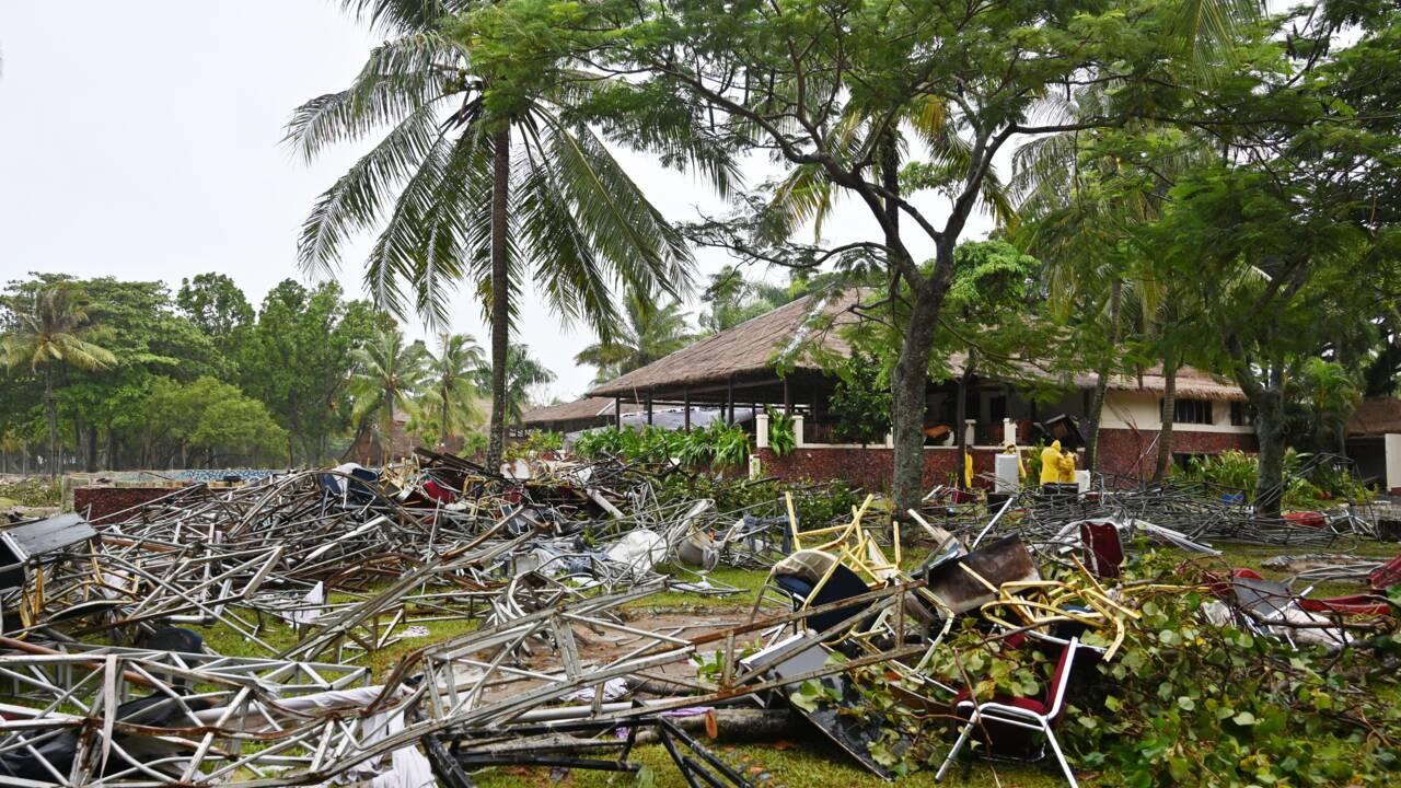 """Indonésie: la nature pourrait avoir raison des """"dix nouveaux Bali"""""""