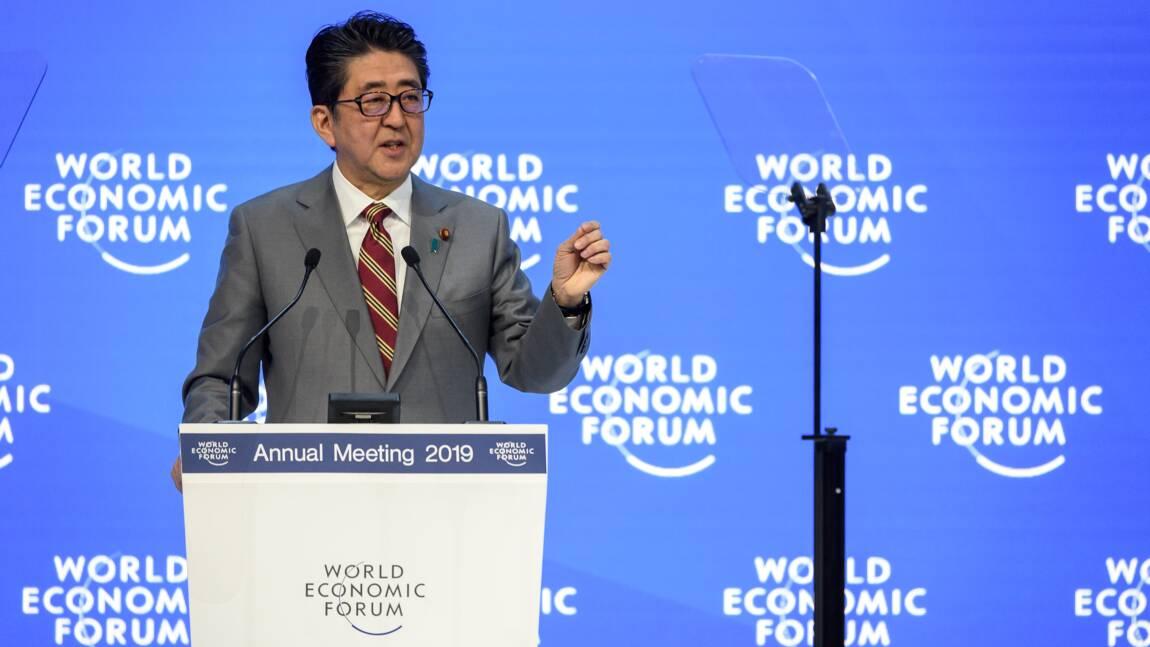 A Davos, le retour de la défense traditionnelle du multilatéralisme