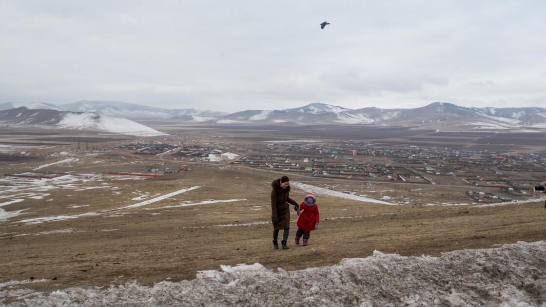 Mongolie: l'air vicié force des milliers d'enfants à l'exode