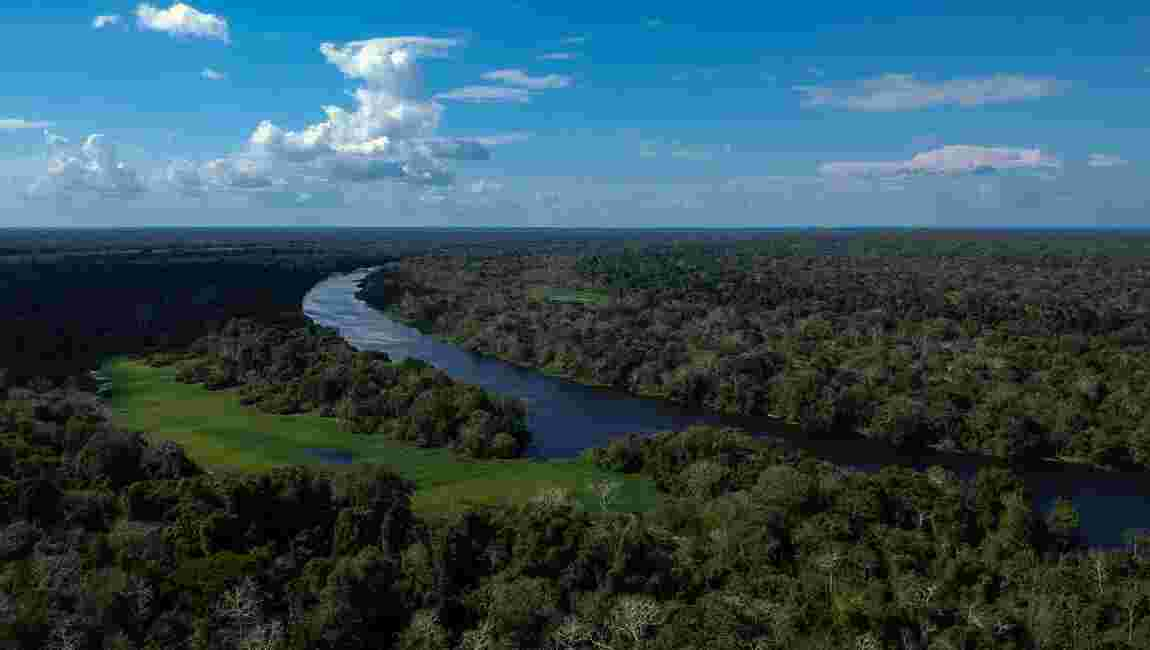 L'Amazonie, à cheval sur neuf pays