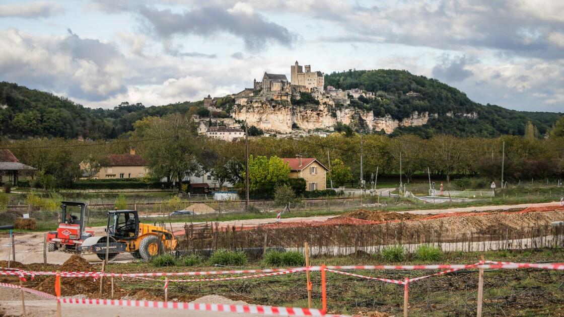 Un projet routier annulé dans un site touristique emblématique de Dordogne
